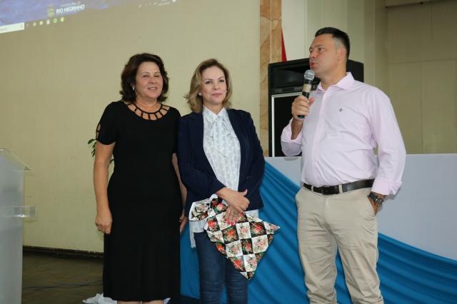 Palestras envolvem todos os servidores da Prefeitura de Rio Negrinho
