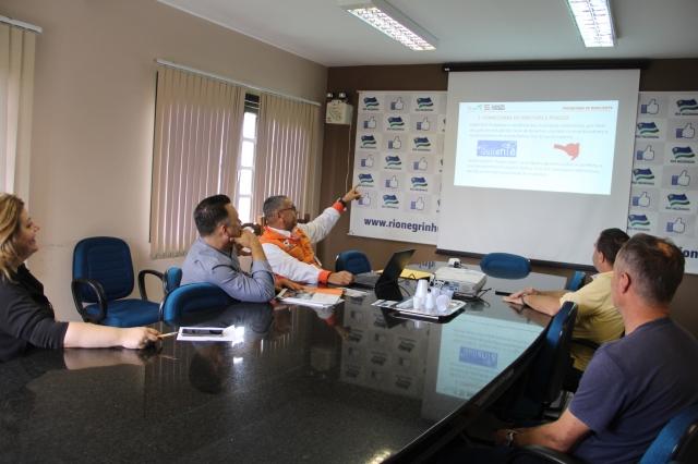 Rio Negrinho passa a integrar o Programa SC Resiliente