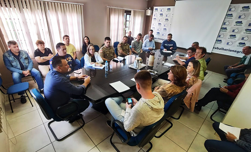 Grupo de Ações Coordenadas realiza encontro