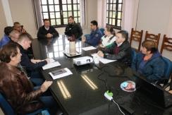 Grupo de Ações Coordenadas da Defesa Civil avalia ações durante enchente